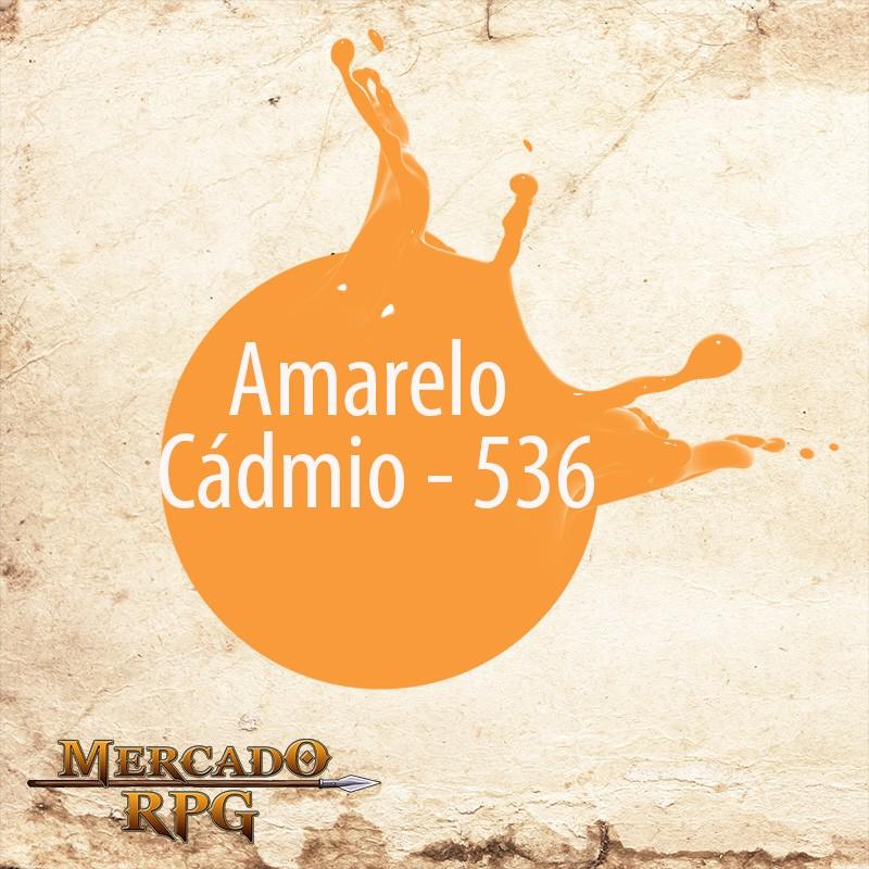 Amarelo Cádmio - 536