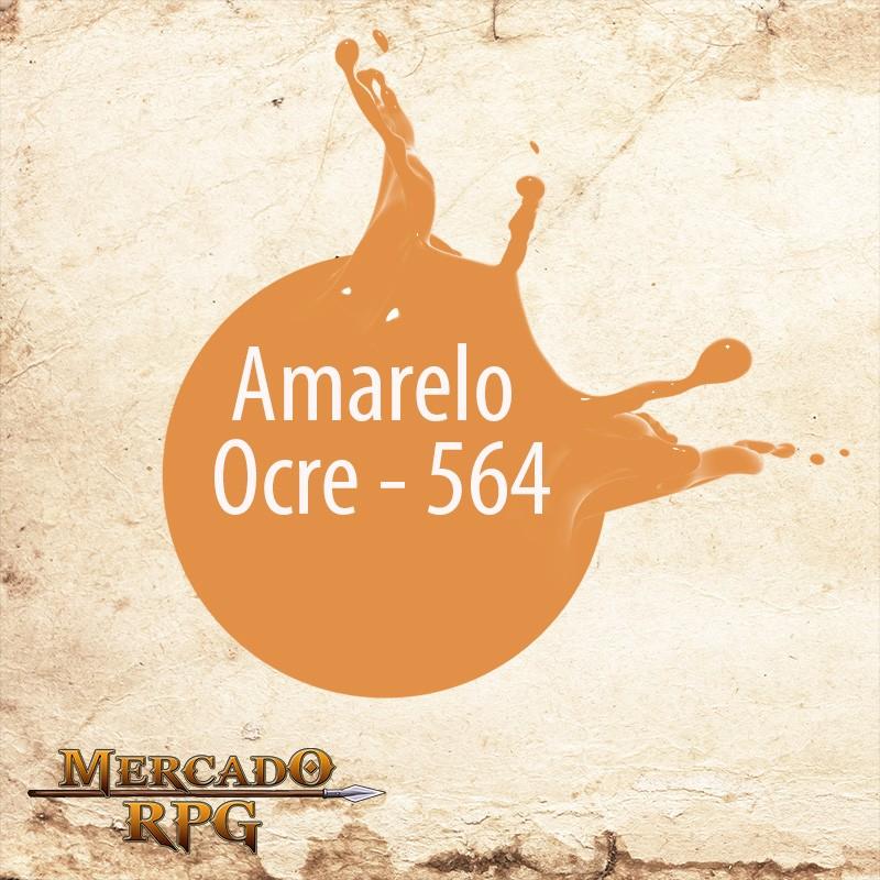 Amarelo Ocre - 564