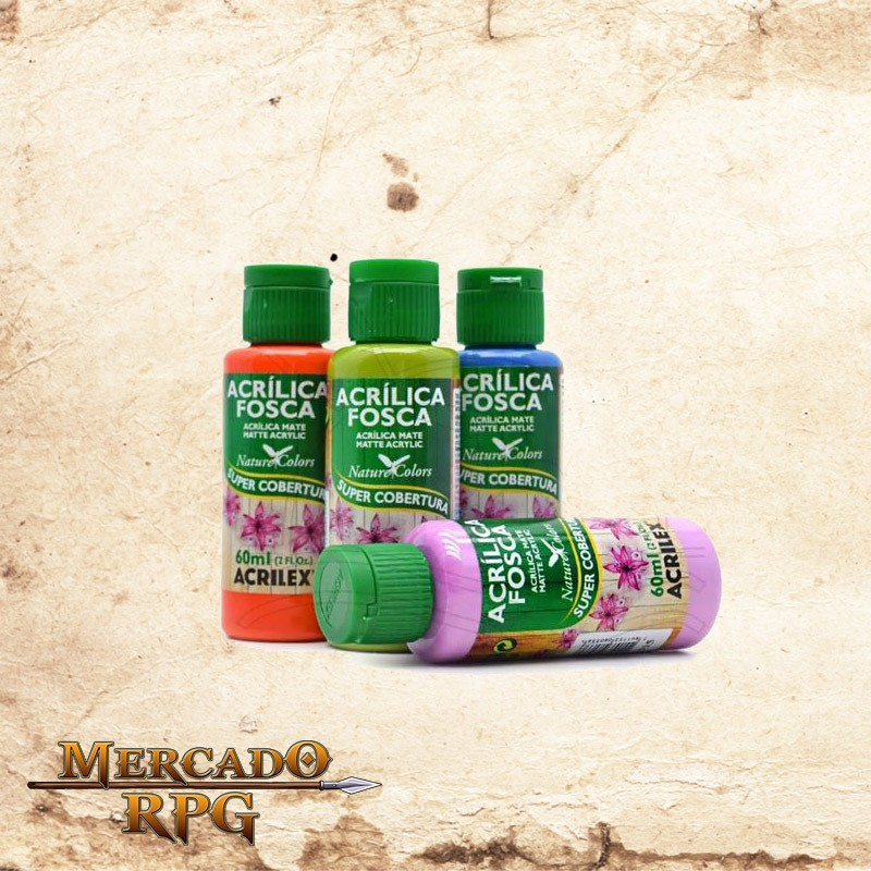 Amarelo Ocre - 564  - Mercado RPG