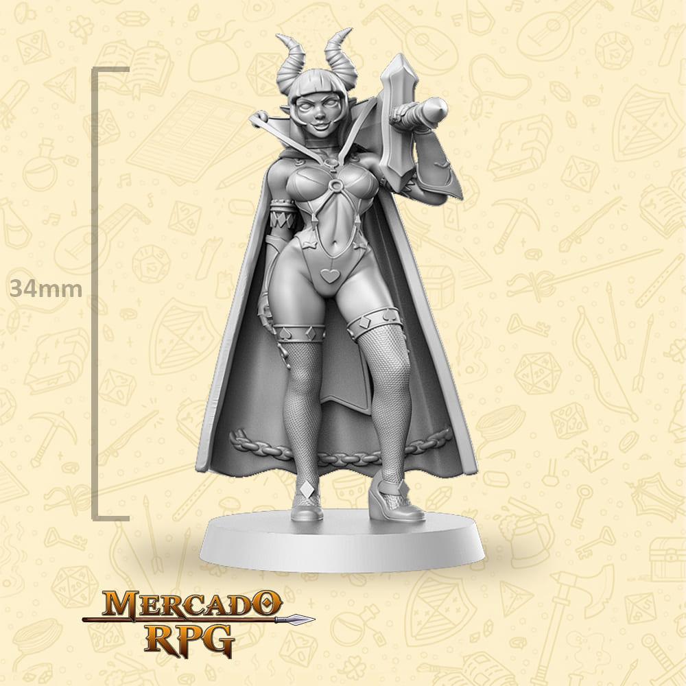 Ambrosia - Miniatura - RPG