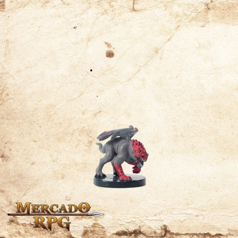 Ambush Drake - Com Carta  - Mercado RPG