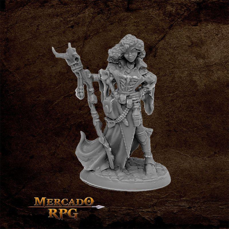 Andowyn Thrushmoor  - Miniatura RPG  - Mercado RPG