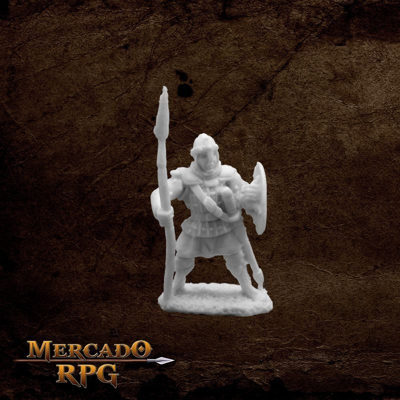 Anhurian Spearmen  - Mercado RPG
