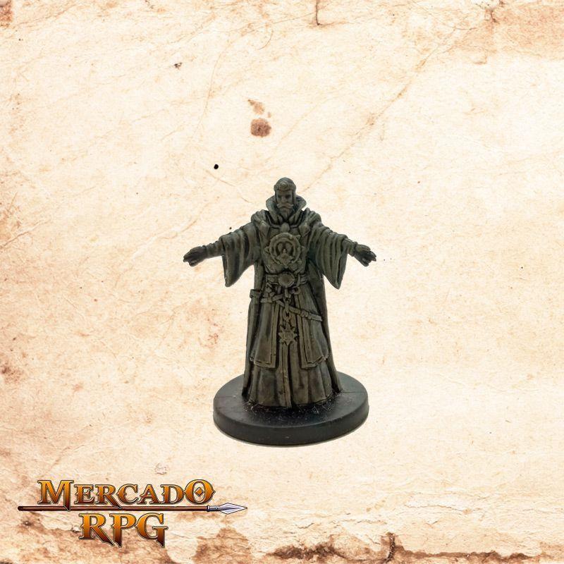 Animated Statue - Com carta  - Mercado RPG