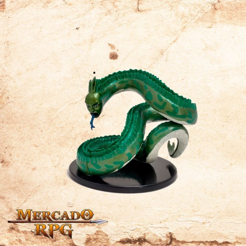 Aquatic Naga  - Mercado RPG