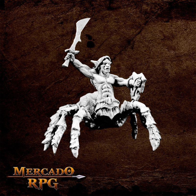 Arachnid Warrior   - Mercado RPG