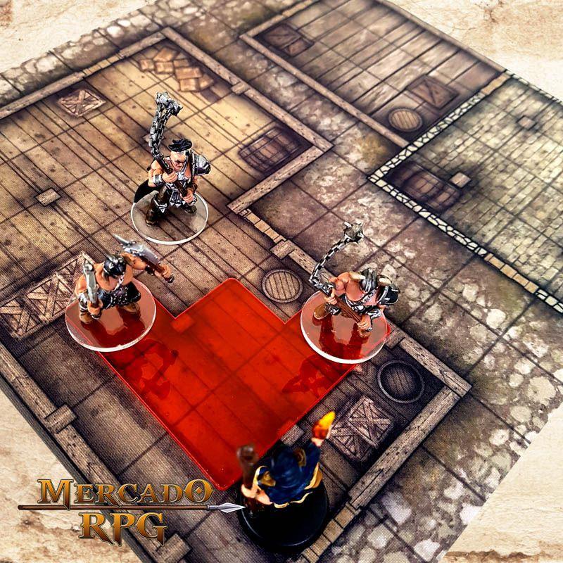 Áreas de Magias A - RPG  - Mercado RPG