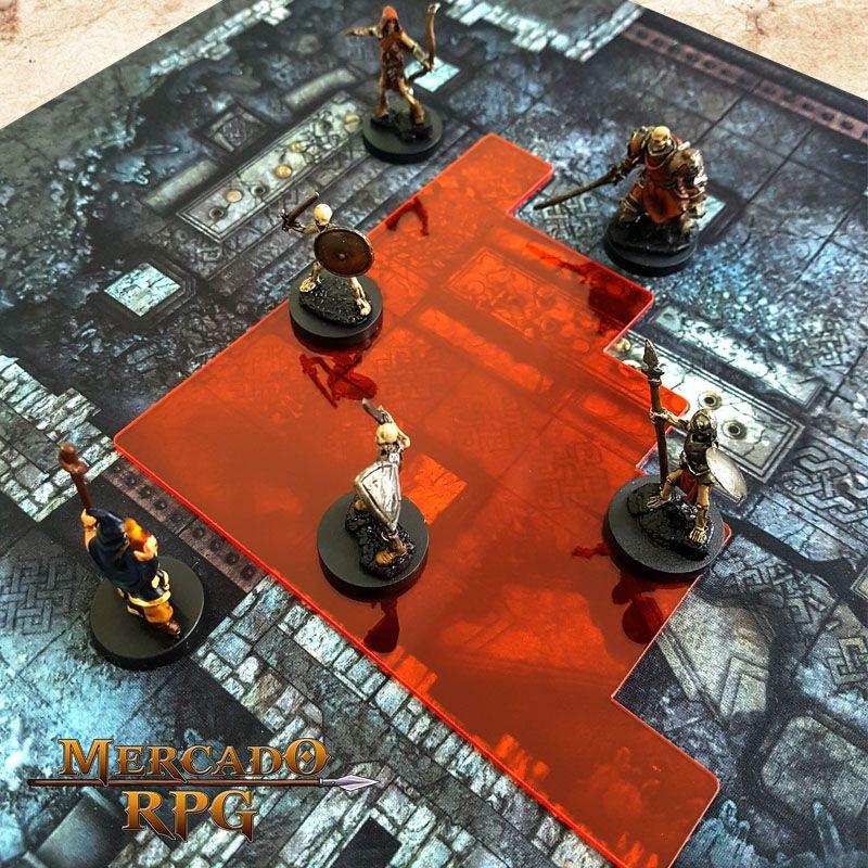 Áreas de Magias B - RPG  - Mercado RPG