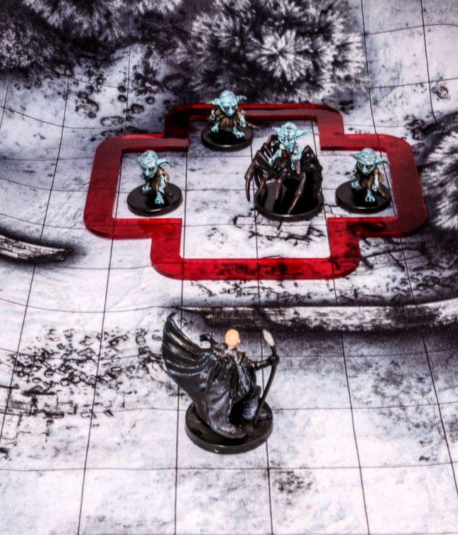 Áreas de Magias C  - Mercado RPG