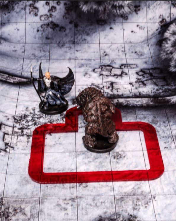 Áreas de Magias C - RPG  - Mercado RPG