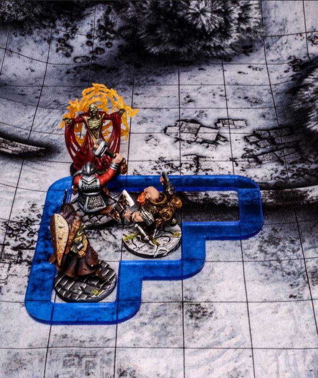Áreas de Magias D - RPG  - Mercado RPG