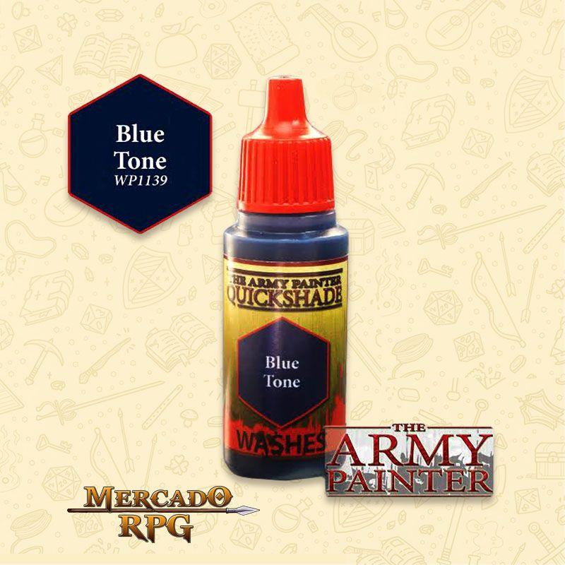Army Painter - Tinta Whash Quickshade - Blue Tone - RPG