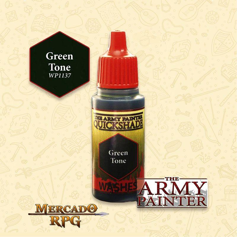 Army Painter - Tinta Whash Quickshade - Green Tone - RPG