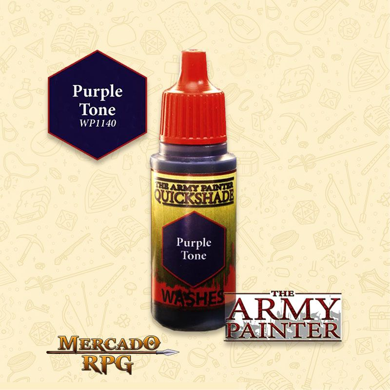 Army Painter - Quickshade - Purple Tone - RPG