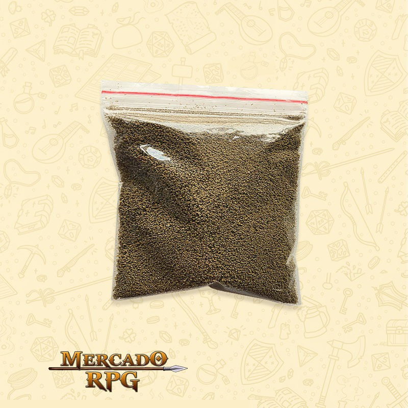 Artificial Flock Powder - Brown- RPG