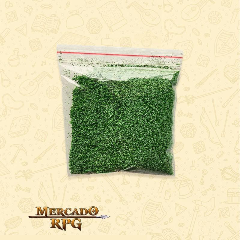 Artificial Flock Powder para Cenário - Green - RPG