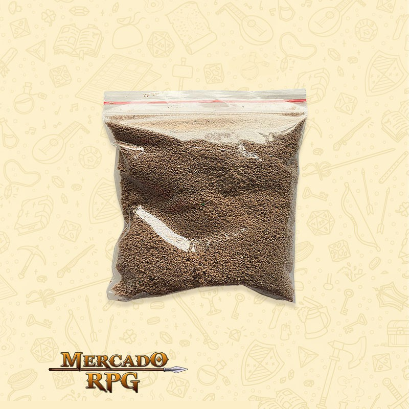Artificial Flock Powder - Light Brown- RPG