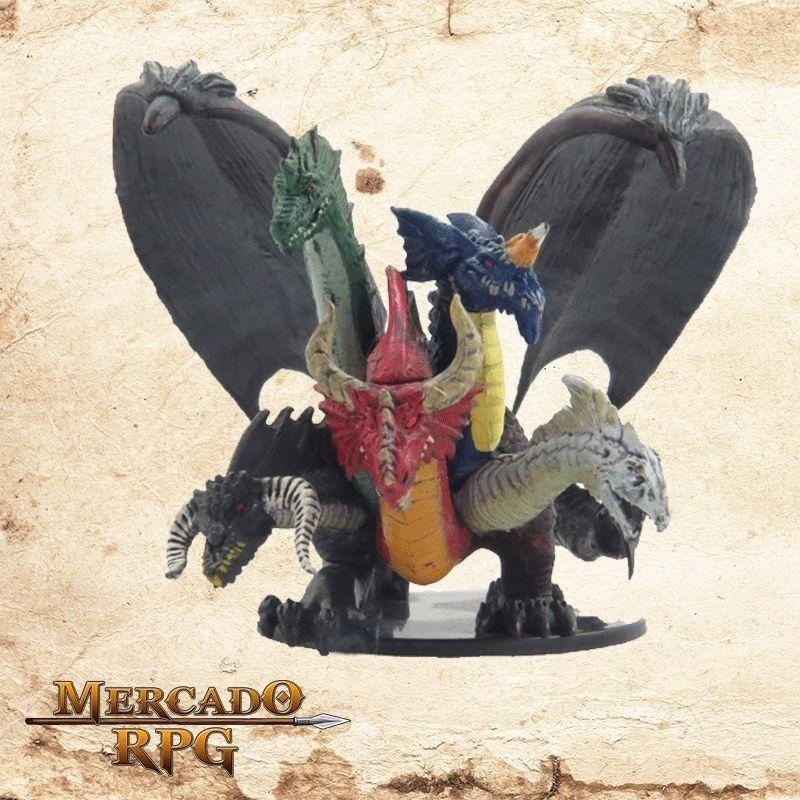 Aspect of Tiamat - Com carta  - Mercado RPG