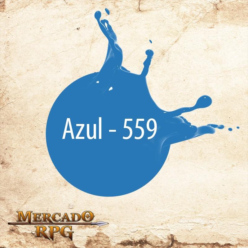 Azul - 559 - RPG