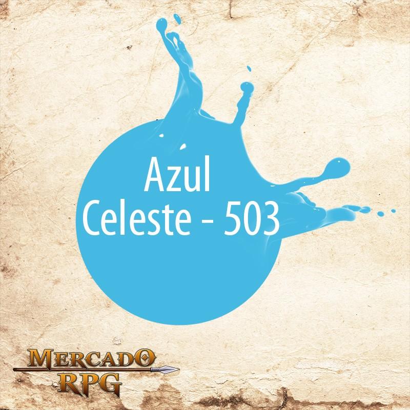 Azul Celeste - 503 - RPG