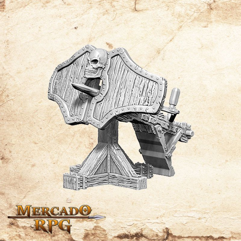 Ballista - Miniatura RPG  - Mercado RPG