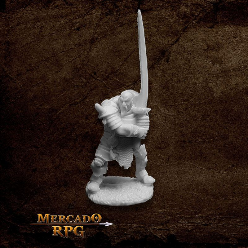 Bandit Enforcer - Miniatura RPG  - Mercado RPG