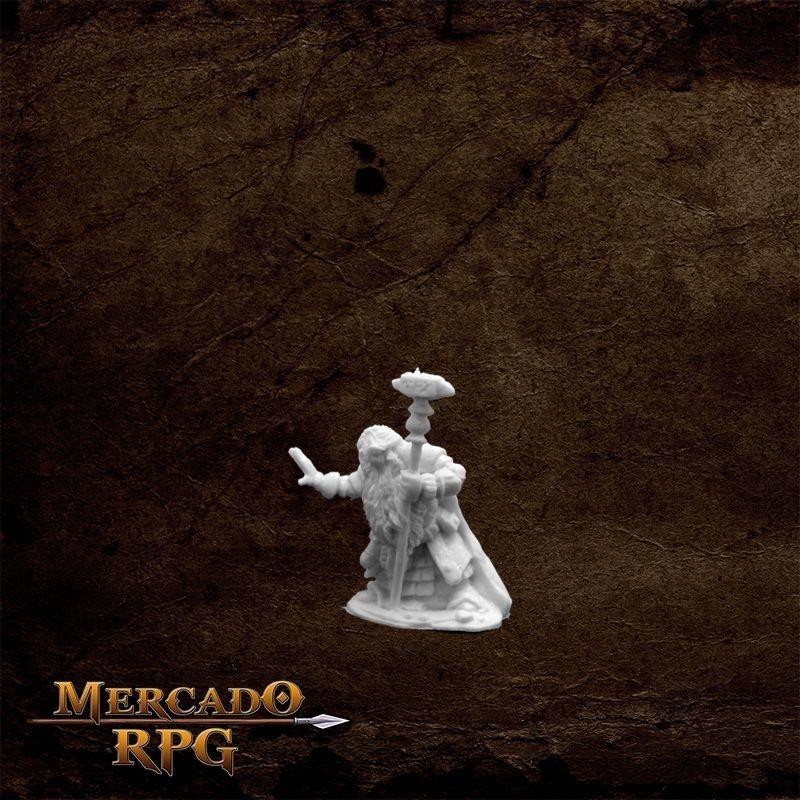 Barden Barrelstrap, Dwarf Cleric  - Mercado RPG