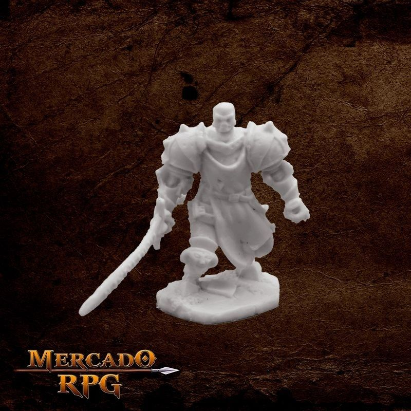 Barrow Warden 1  - Mercado RPG