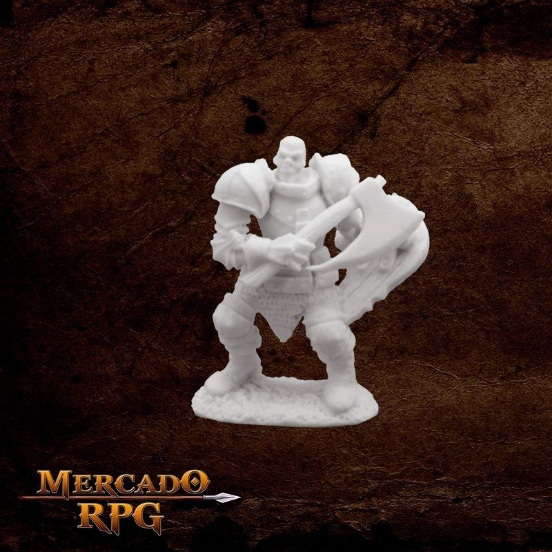 Barrow Warden 2 - Miniatura RPG Reaper Bones