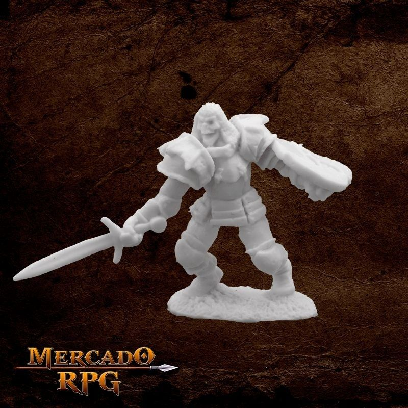 Barrow Warden 3  - Mercado RPG