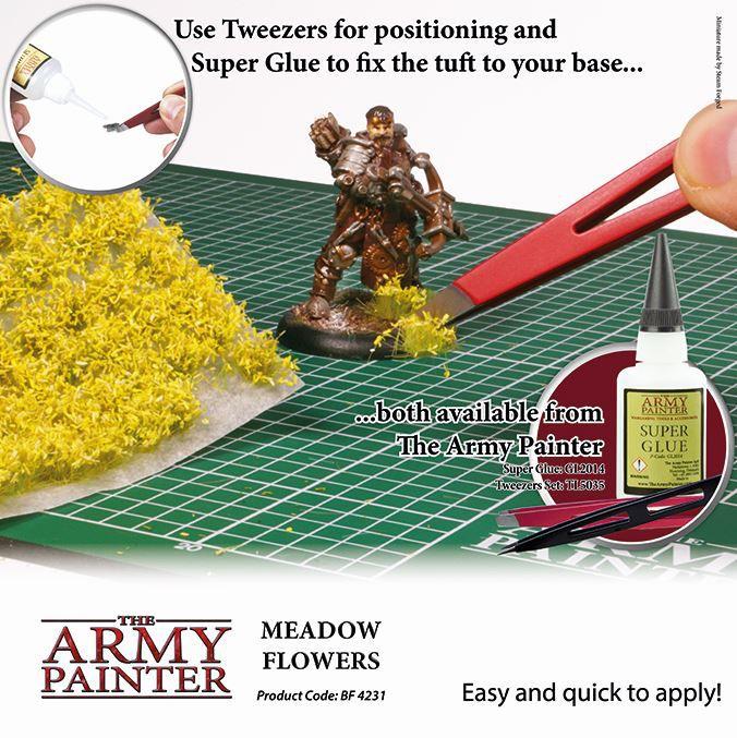 Battlefield Foliage - Meadow Flowers - RPG  - Mercado RPG