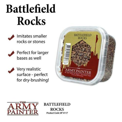 Battlefield Static: Battlefield Rocks  - RPG  - Mercado RPG