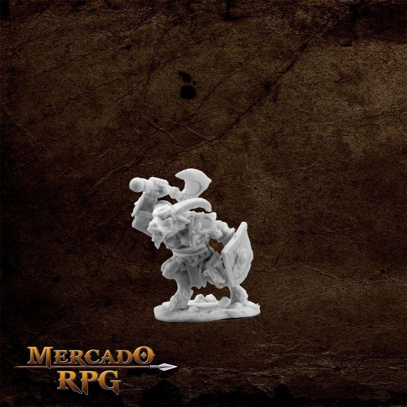 Beastman Champion  - Mercado RPG