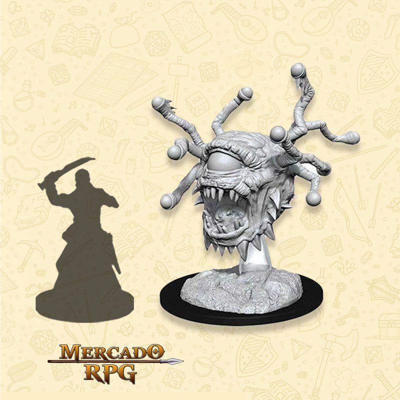 Beholder Zombie - Miniatura RPG  - Mercado RPG