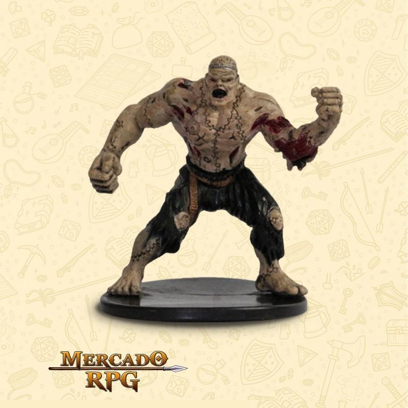 Berserk Flesh Golem - Miniatura D&D - RPG