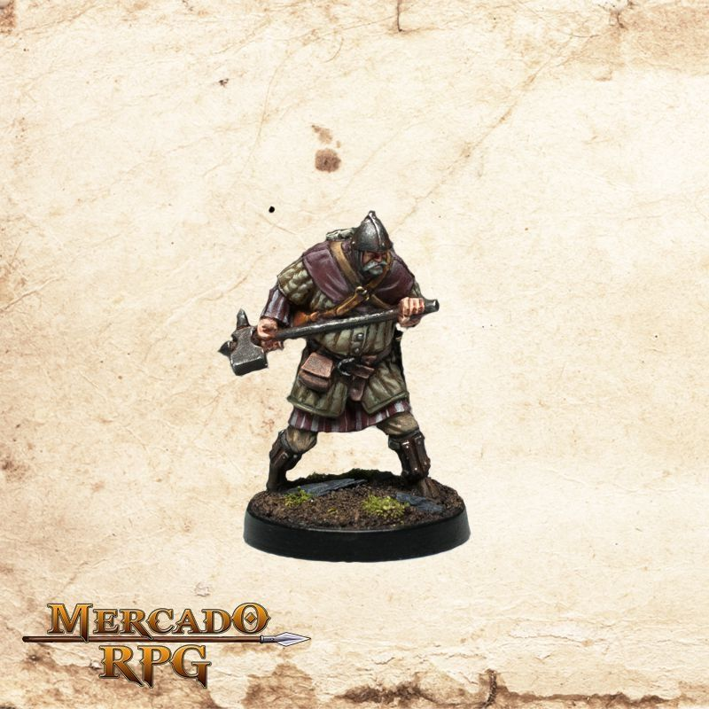 Big Bernard  - Mercado RPG