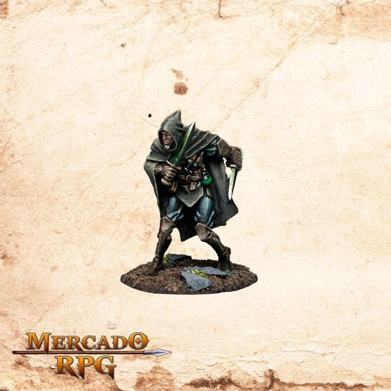 Black Armand - Mercado RPG