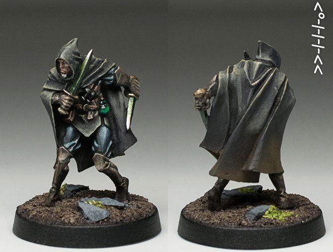 Black Armand  - Mercado RPG