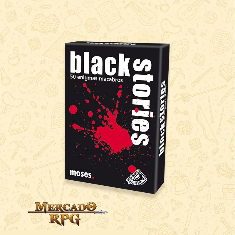 Black Stories - Galápagos Jogos
