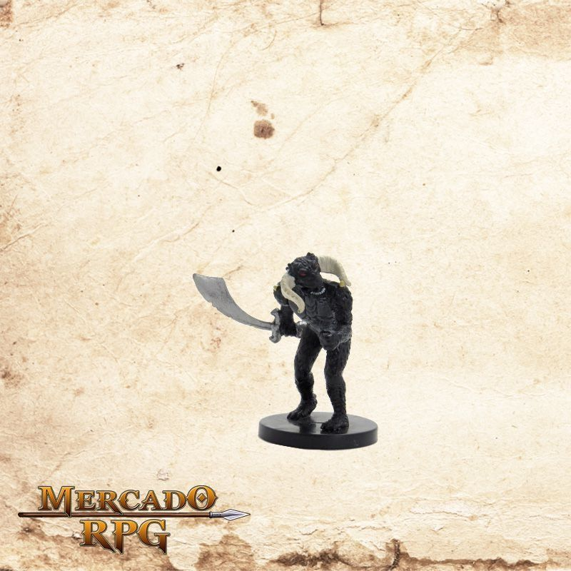 Blackspawn Exterminator - Sem carta  - Mercado RPG