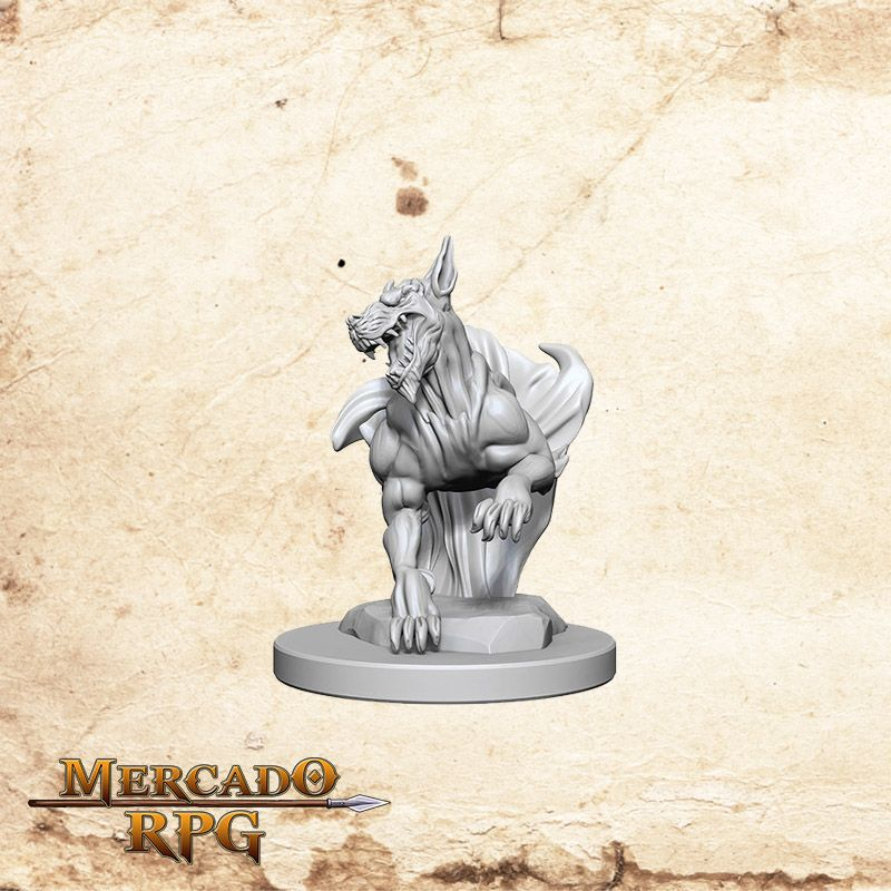 Blink Dog A - Miniatura RPG