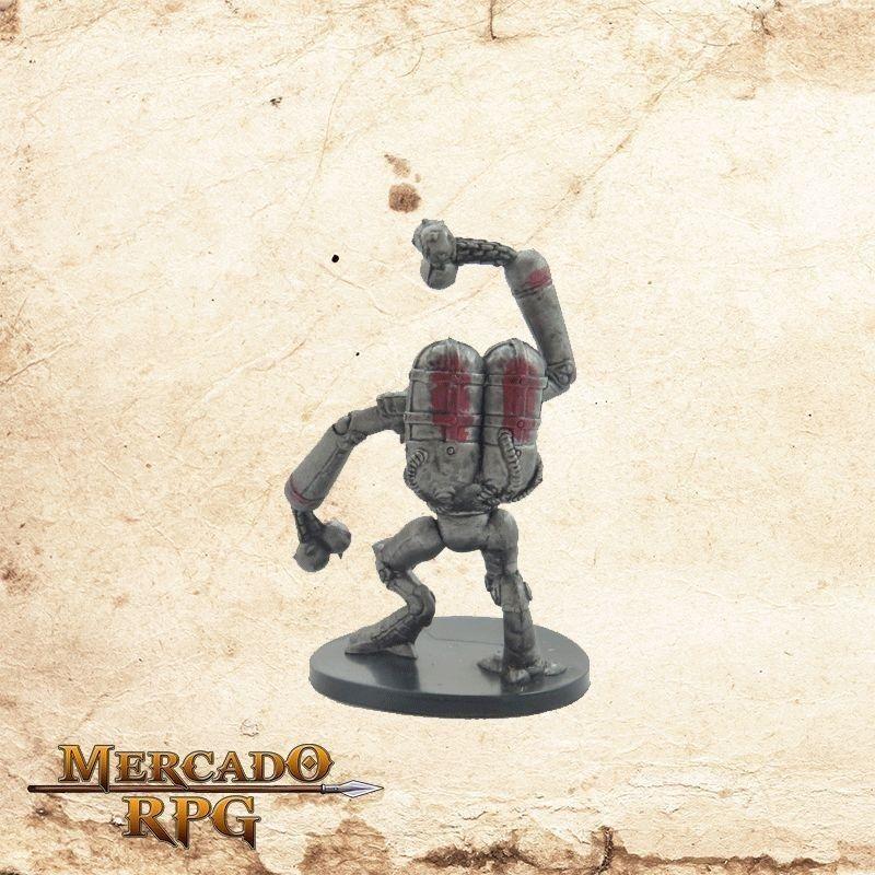 Blood Golem of Hextor - Sem carta  - Mercado RPG