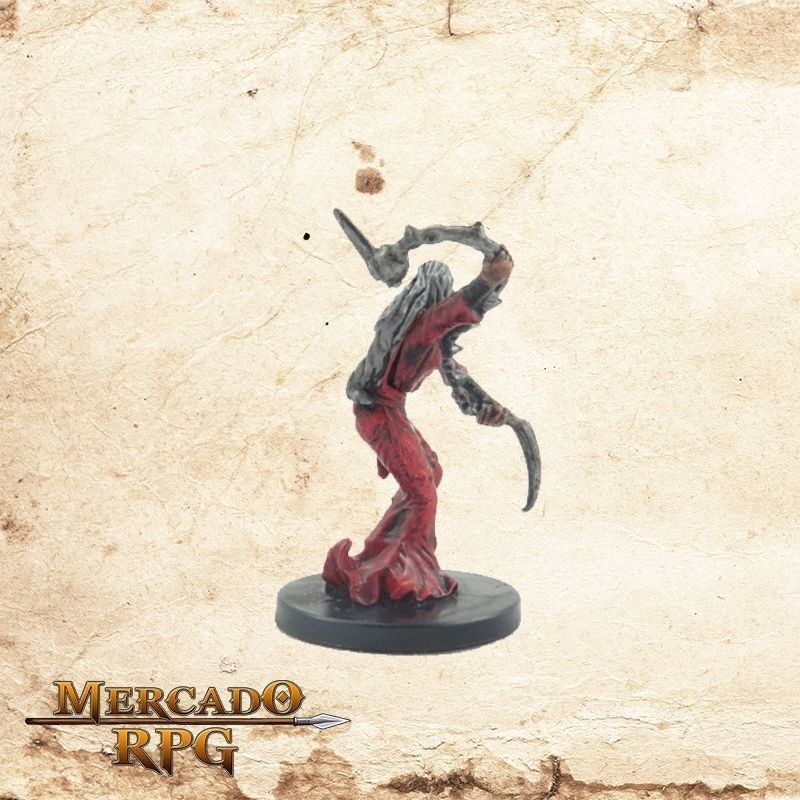 Blood of Vol Divinity Seeker - Sem carta  - Mercado RPG