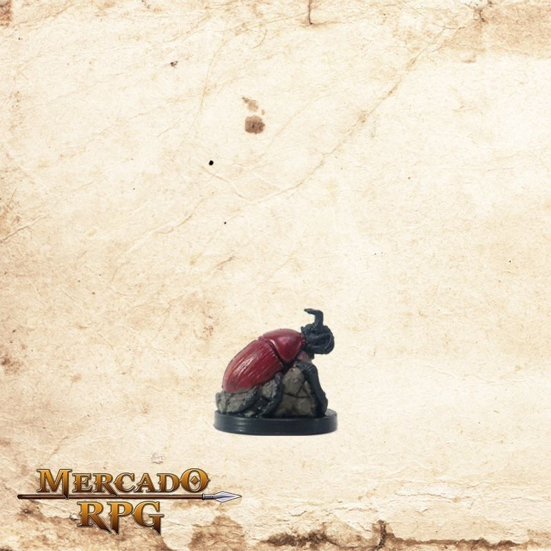Blood Scarab - Sem carta  - Mercado RPG