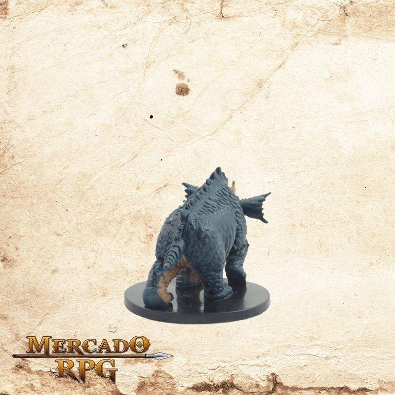 Bluespawn Stormlizard - Sem carta  - Mercado RPG