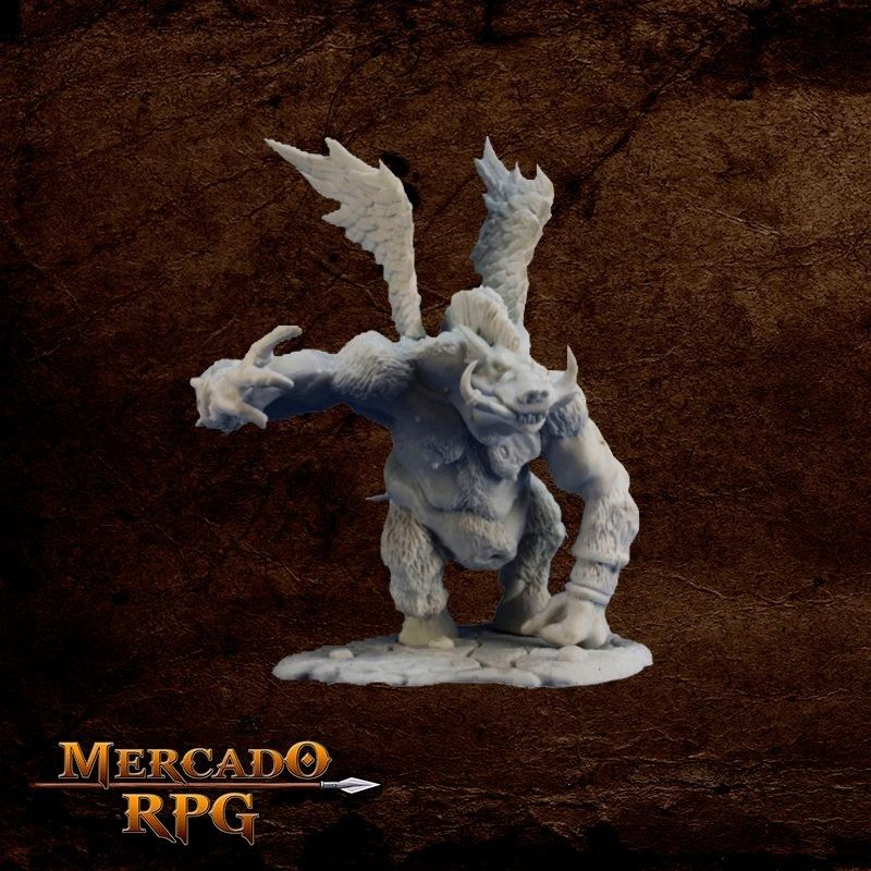 Boar Demon  - Mercado RPG