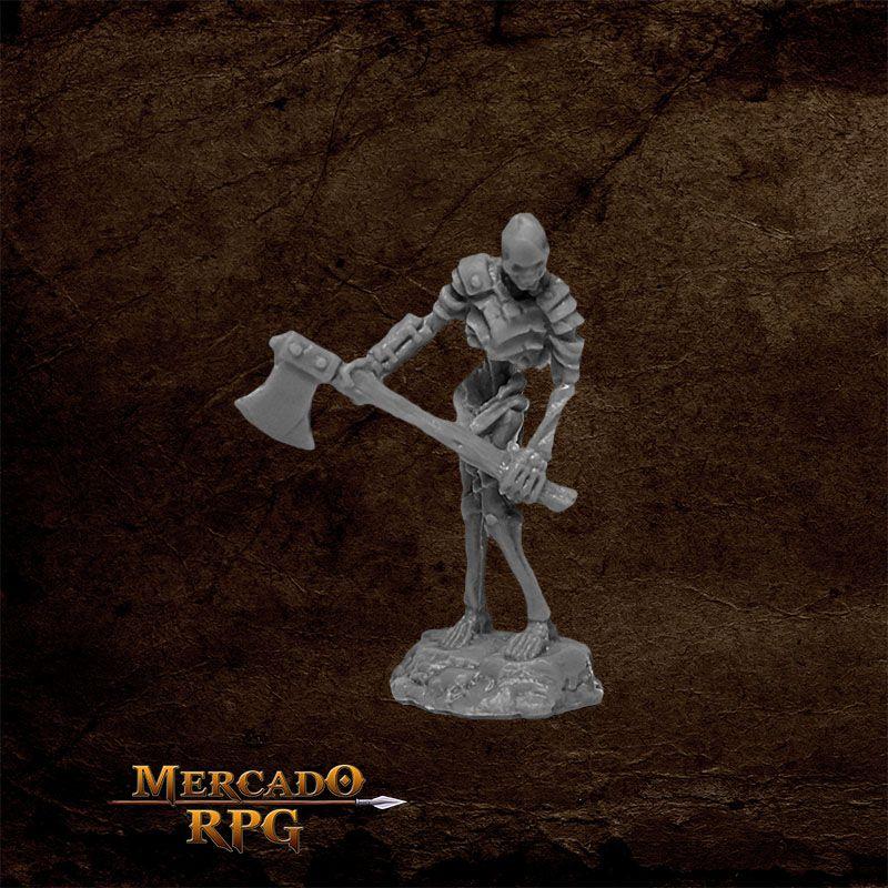 Bog Skeleton D - Miniatura RPG