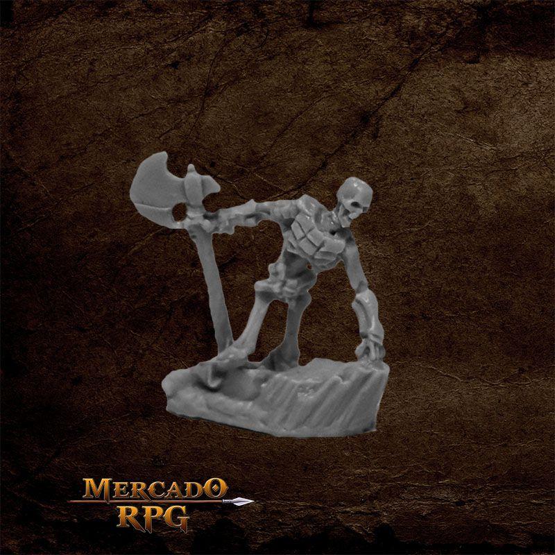 Bog Skeleton E - Miniatura RPG