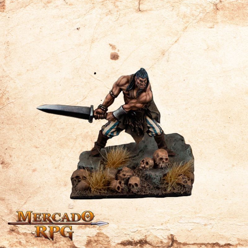 Bolverk the Bold - Mercado RPG