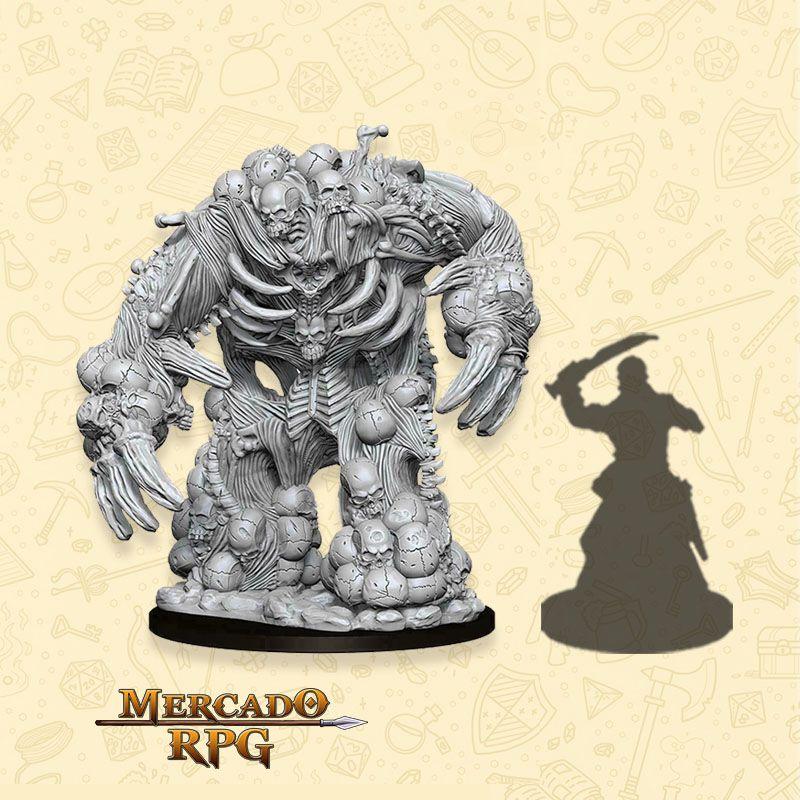 Bone Golem - Miniatura RPG  - Mercado RPG
